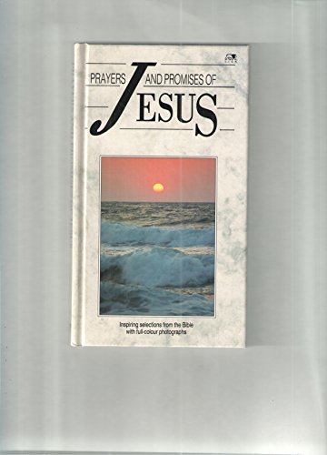 Prayers and Promises of Jesus by Lion Publishing