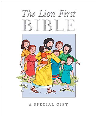 The Lion First Bible: A Special Gift by Pat Alexander