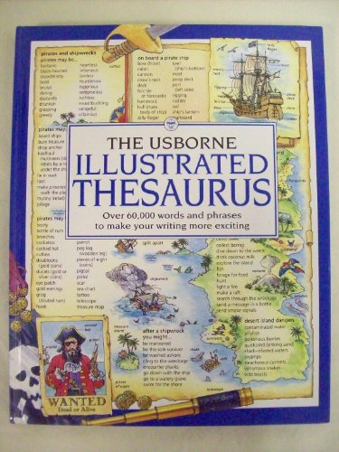 The Usborne Illustrated Thesaurus by Jane Bingham