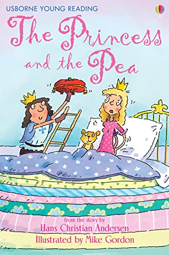 The Princess and the Pea: Gift Edition by J. Bingham