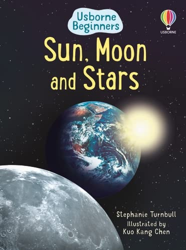 Sun, Moon and Stars by Stephanie Turnbull