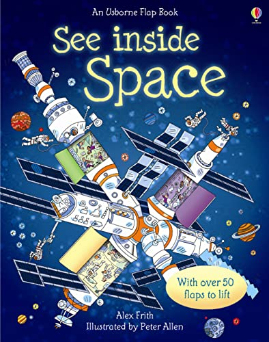 See Inside Space by Katie Daynes