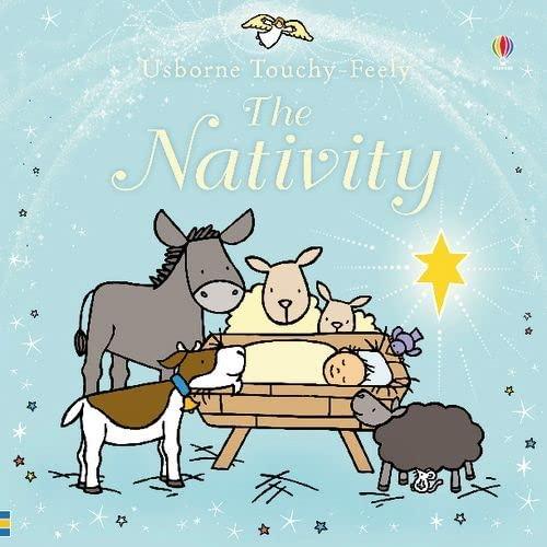 Touchy-feely Nativity by Fiona Watt