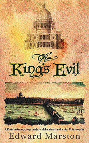 The King's Evil by A.E. Marston