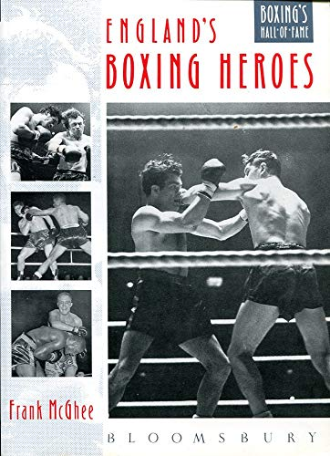 Boxing Hall of Fame: England's Boxing Heroes by Frank McGhee