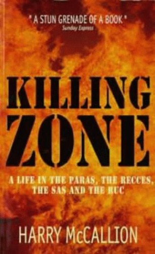 Killing Zone by Harry McCallion