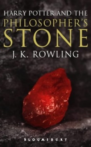 Harry Potter and the Philosopher's Stone: Adult Edition by J. K. Rowling