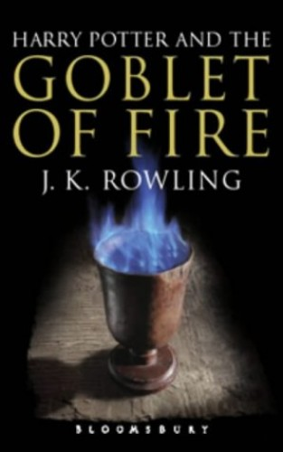 Harry Potter and the Goblet of Fire: Adult Edition by J. K. Rowling