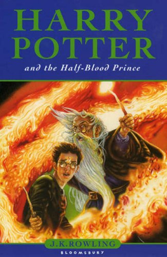 Harry Potter and the Half-blood Prince: Children's Edition by J. K. Rowling