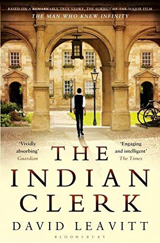 The Indian Clerk by David Leavitt
