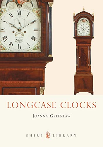 Longcase Clocks by Joanna Greenlaw