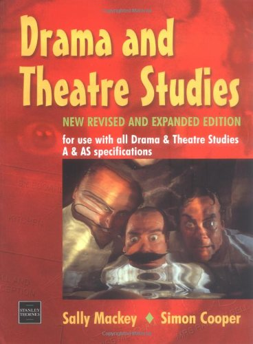 Drama and Theatre Studies by Simon Cooper