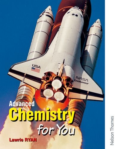 Advanced Chemistry for You by Lawrie Ryan