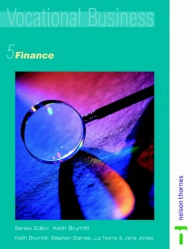 Finance: Bk. 5 by Keith Brumfitt