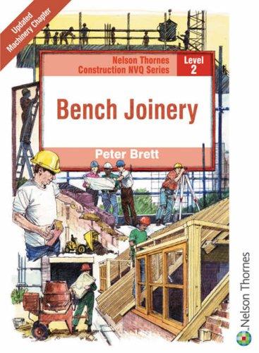 Bench Joinery: Level 2 by Peter Brett