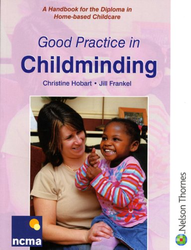 setting up a home based childminding service