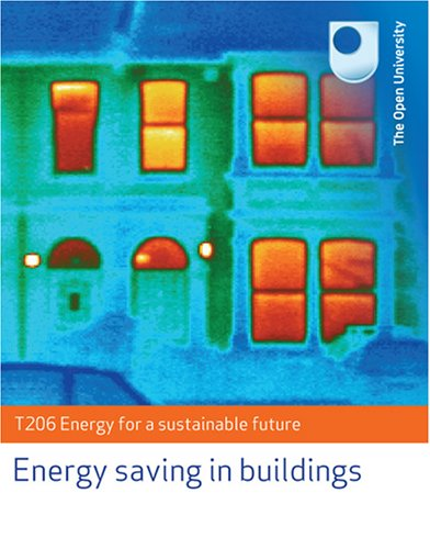 Energy Saving in Buildings by Bob Everett