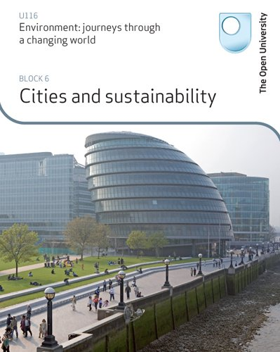 Cities and Sustainability by Bob Everett