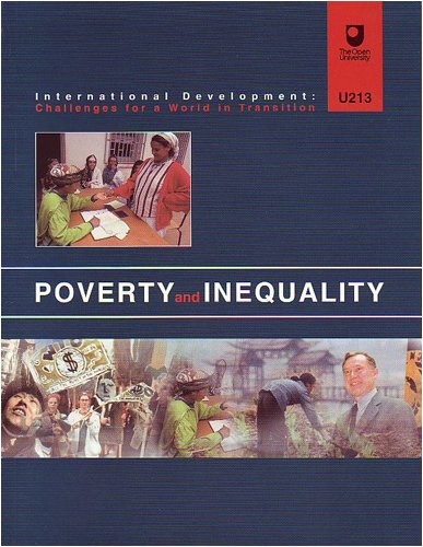 Poverty and Inequality by H. Johnson