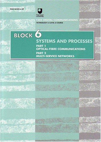 Optical-fibre Communications/Multi-service Networks by D. Chapman