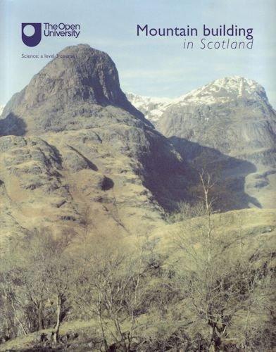 Mountain Building in Scotland by K. Jones
