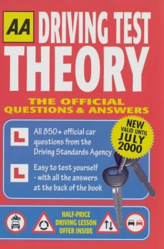 Driving Test: Pass First Time - Theory by Michael C. Cox