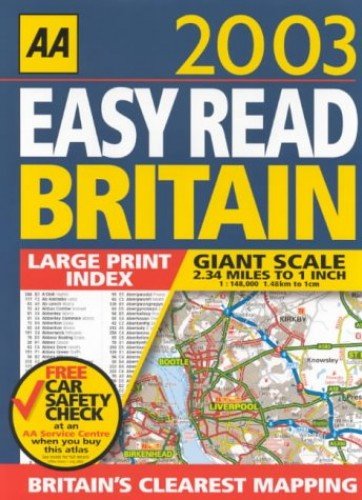 Easy Read Britain: 2003 by