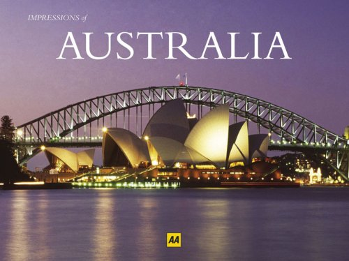 Australia by AA Publishing