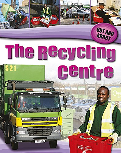 The Recycling Centre by Susan Barraclough