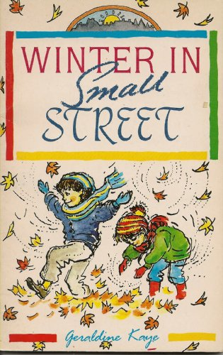 Winter in Small Street by Geraldine Kaye