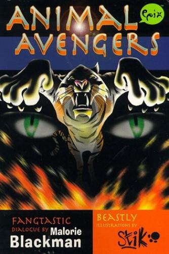 Animal Avengers (Epix)