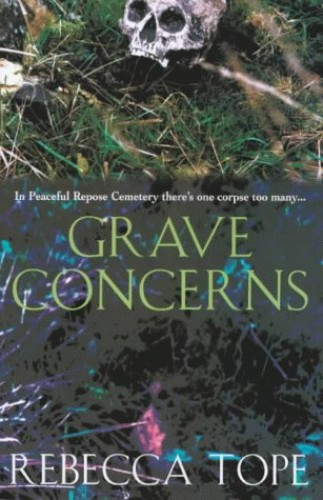 A grave in the cotswolds by rebecca tope