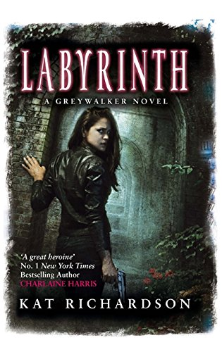 Labyrinth: Number 5 in series by Kat Richardson