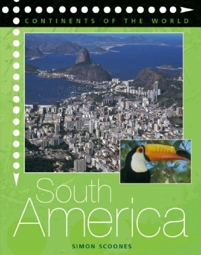 South America by Simon Scoones