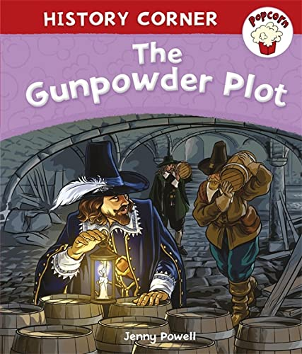 The Gunpowder Plot by Jenny Powell