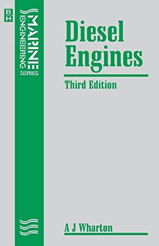 Diesel Engines by A. J. Wharton