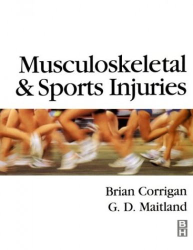 Musculoskeletal and Sports Injuries by Brian Corrigan