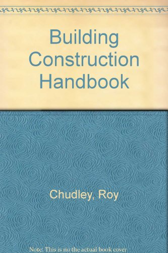 building construction handbook 2017
