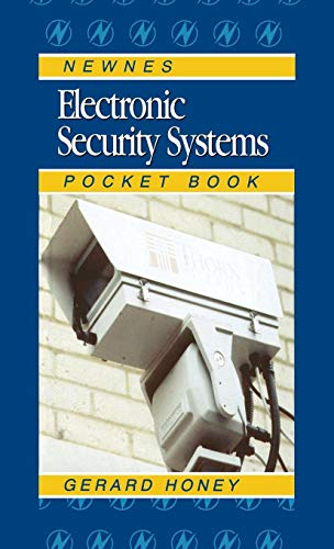 Electronic Security Systems Pocket Book by Gerard Honey
