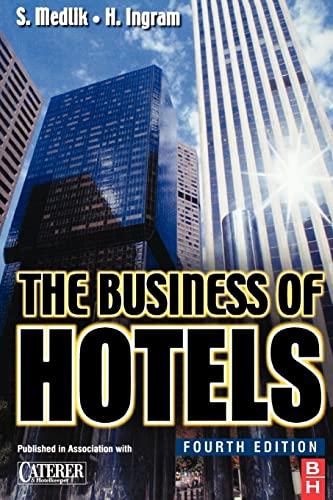 The Business of Hotels by S. Medlik