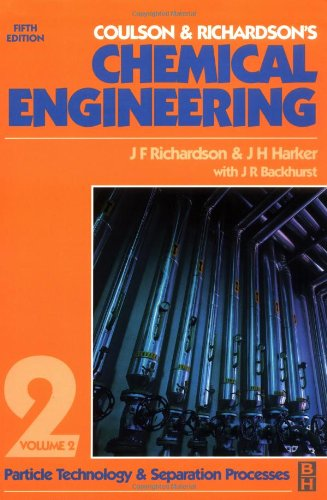 Chemical Engineering by J. H. Harker