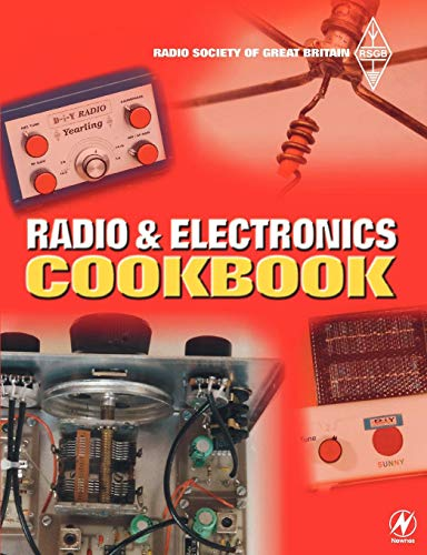 Radio and Electronics Cookbook by Radio Society of Great Britain