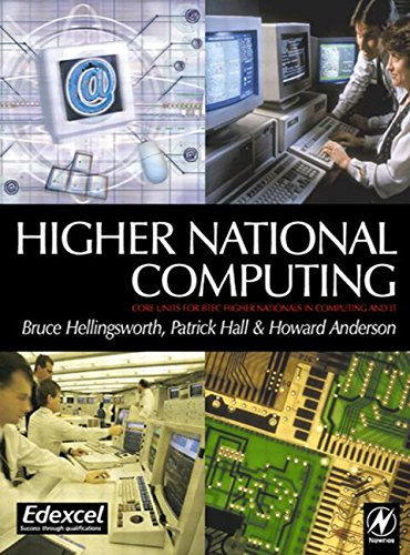 Higher National Computing by Patrick Hall