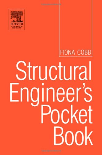 Structural Engineer's Pocket Book by Fiona Cobb