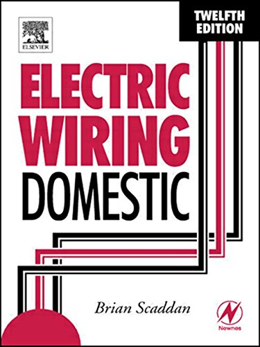 Electric Wiring: Domestic by A.J. Coker