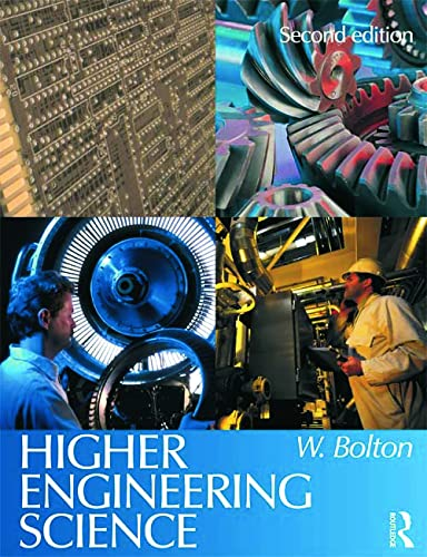 Higher Engineering Science by Bill Bolton
