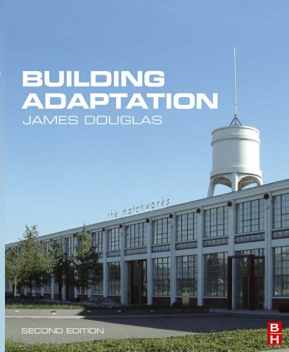Building Adaptation by James Douglas