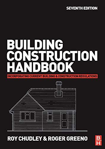 Building Construction Handbook by Roy Chudley