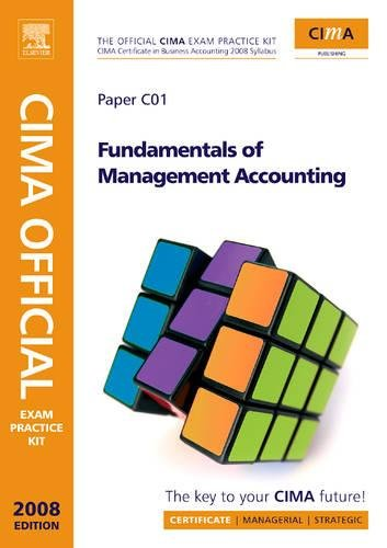 Fundamentals of Management Accounting: CIMA Certificate in Business Accounting, 2006 Syllabus by Walter Allan