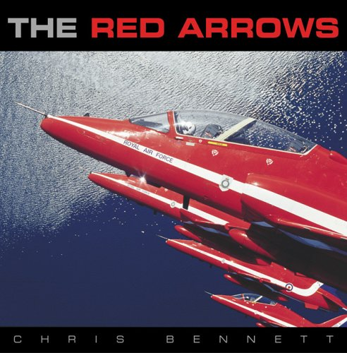 The Red Arrows by Chris Bennett